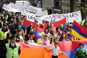 NETHERLANDS-ARMENIA-TURKEY-HISTORY