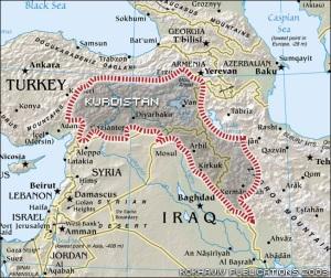 iraqkurdistan_map