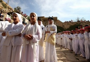 FILE-IRAQ-UNREST-RELIGION-YAZIDI