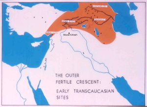 Outer Fertile Crescent lores