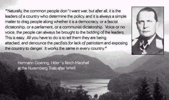 al Goering-patriotism