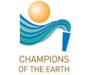 champions of the earth logo