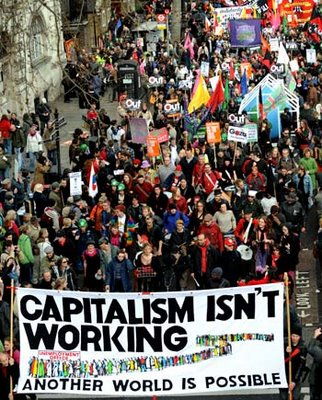 the capitalism not working