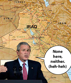 usa albert-bush-iraq2